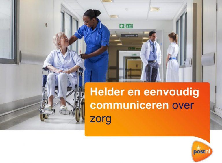 PostNL ziekenhuis communicatie
