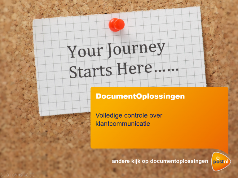 PostNL Kick-off Sales